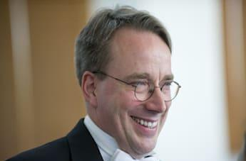 Linus Torvalds: 'free' OS X Mavericks is no threat to Linux