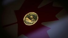 Canadian dollar rises by most in 11 months as commodities jump