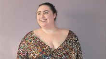 This blogger wants you 'to see a fat person as a human being'