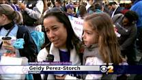 Thousands Take Part In March Of Dimes' March For Babies
