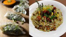 【中環素食】健康新式素食5間!烤猴頭菇薯餅+素芝士Mozzarella+素食下午茶