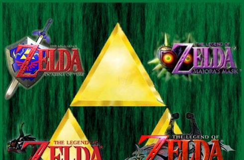 Four Zelda games in 48 hours