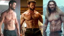 ¡Fuera mallas! Los torsos desnudos más espectaculares de los superhéroes