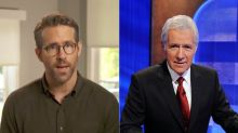 Ryan Reynolds Shares His Cameo In One Of Alex Trebek's Last 'Jeopardy!' Episodes