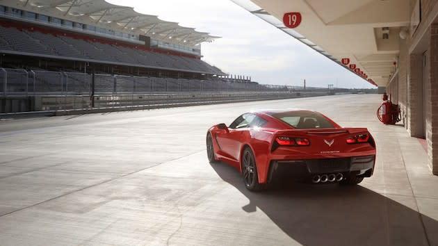 Corvette's 'valet mode' is illegal depending on where you live