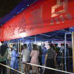 The Latest: China orders mass coronavirus testing for Wuhan