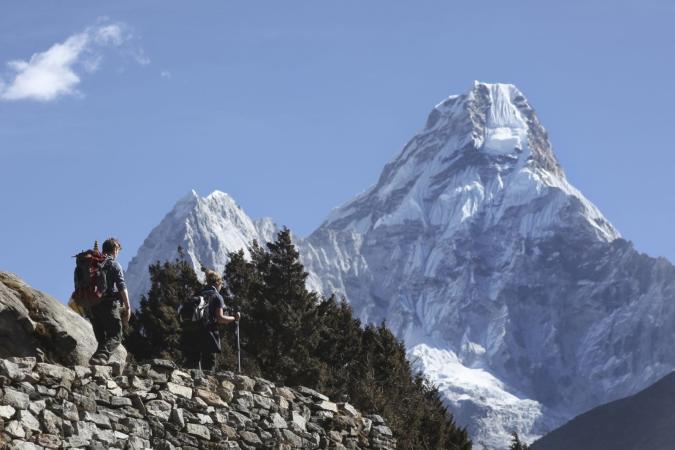 AP Photo/Tashi Sherpa, File