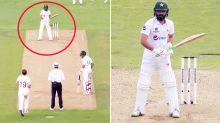 'What is that': Cricket world erupts over 'weirdest' scenes
