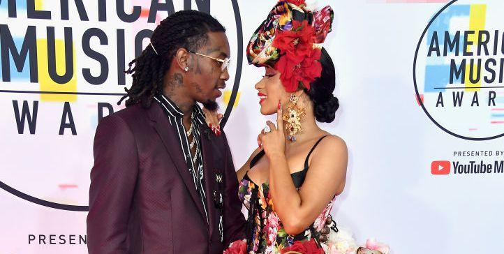 Cardi B Explains Why Her Baby Is Named Kulture On Twitter: Cardi B Explains Why She And Offset Broke Up