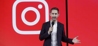 Instagram co-founders resign from company