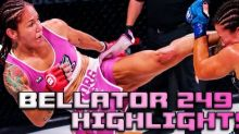 Bellator 249 highlights: Cris Cyborg returns with a vengeance!