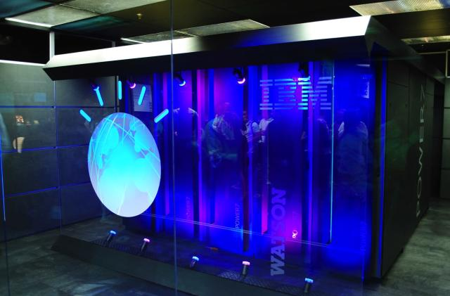 IBM's computing power will tackle the world's biggest problems