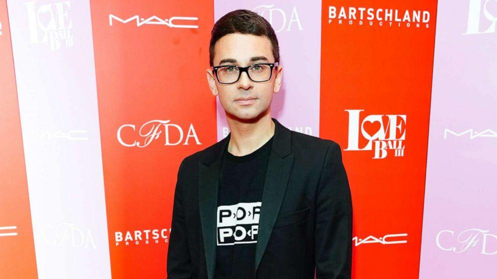 Christian Siriano Offers to Make Face Masks Amid the Coronavirus Outbreak