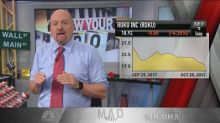 Cramer on MongoDB's IPO