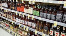A UK woman was arrested after smashing 500 liquor bottles on a supermarket floor, reports say