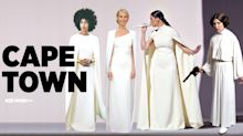 Katy Perry Channels Princess Leia, Gwyneth Paltrow & Solange Knowles