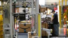 The Latest: Amazon says it's working to resolve glitches