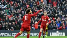 African players in Europe: Salah at the double for Liverpool