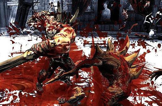 Splatterhouse review: All guts, no glory