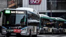 Grèves: Trafic normal pour 7 lignes de métro à Paris, améliorations à la SNCF