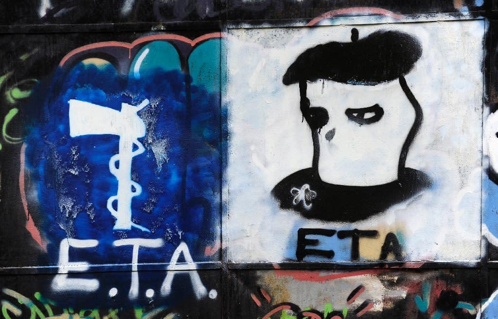 ETA was created in 1959 at the height of Francisco Franco's dictatorship (AFP Photo/RAFA RIVAS)