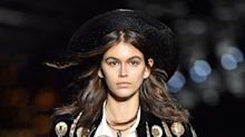 Kaia Gerber, 17, Is Making Her Mama Proud as YSL Beauté's New Makeup Ambassador
