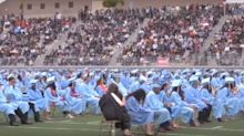 Valedictorian Unleashes Searing Rebuke Of High School Staff In Speech