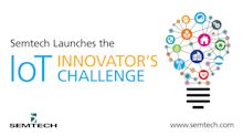 Semtech Launches the IoT Innovator's Challenge