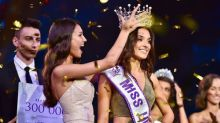 Miss Ukraine is stripped of her crown after pageant officials discover she's a divorced mother