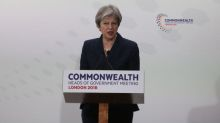 Theresa May says Windrush victims will be paid compensation