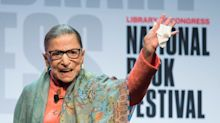 Ruth Bader Ginsburg Says She's 'Feeling Very Good' After Radiation Treatment