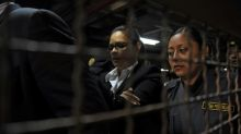 US seeks extradition of ex-Guatemalan vice president