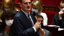 French PM Castex details Covid-19 crisis response in speech to parliament