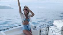 Kristin Cavallari skinny-shamed over bikini photos: 'Holy skin and bones'