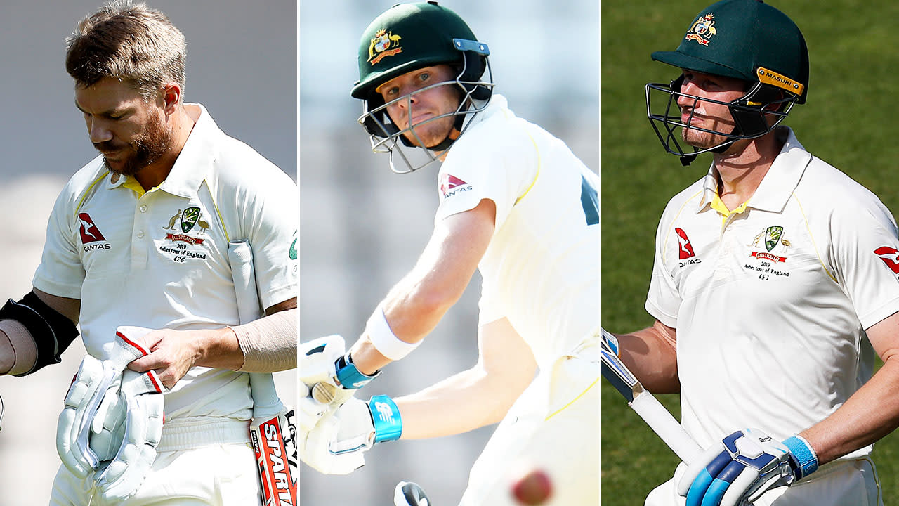 Absolute carnage as 17 wickets fall in Aussie intra-squad match