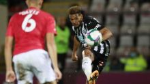 Joelinton double at Morecambe helps Newcastle to biggest ever away win