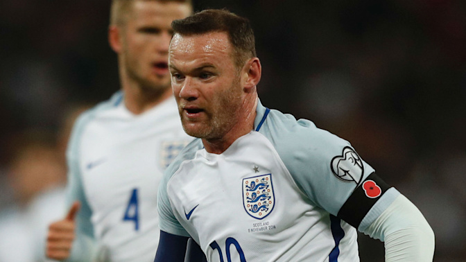 Southgate: England door not closed on Rooney - I only have 70 English players to choose from