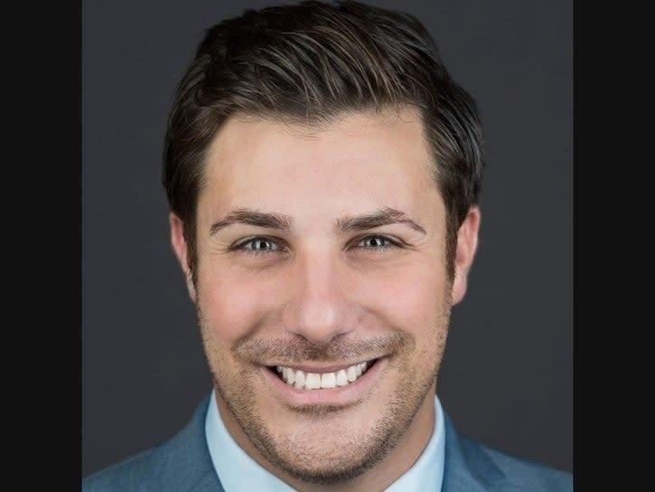 Russ Cirincione is a 2013 Seton Hall Law School grad and tenants' rights government housing attorney, running in the vein of Sen. Bernie Sanders.