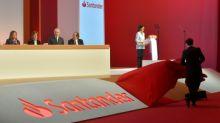 El Banco Santander aumentó en 10% su beneficio en el primer trimestre de 2018