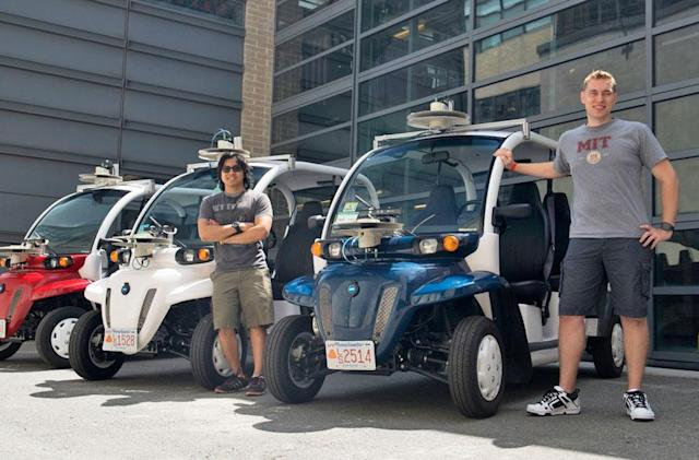 MIT's ridesharing network is learning to dodge pedestrians