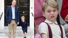 William and Kate are keeping this 'secret' from Prince George