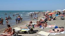 Coronavirus brings tension and prejudice to Italy's beaches