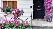 Fotógrafa muestra las puertas más bonitas de Londres