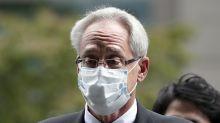 Nissan employee testifies against American on trial in Japan