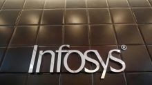 India's Infosys says reassessing long-term goals due to tougher market