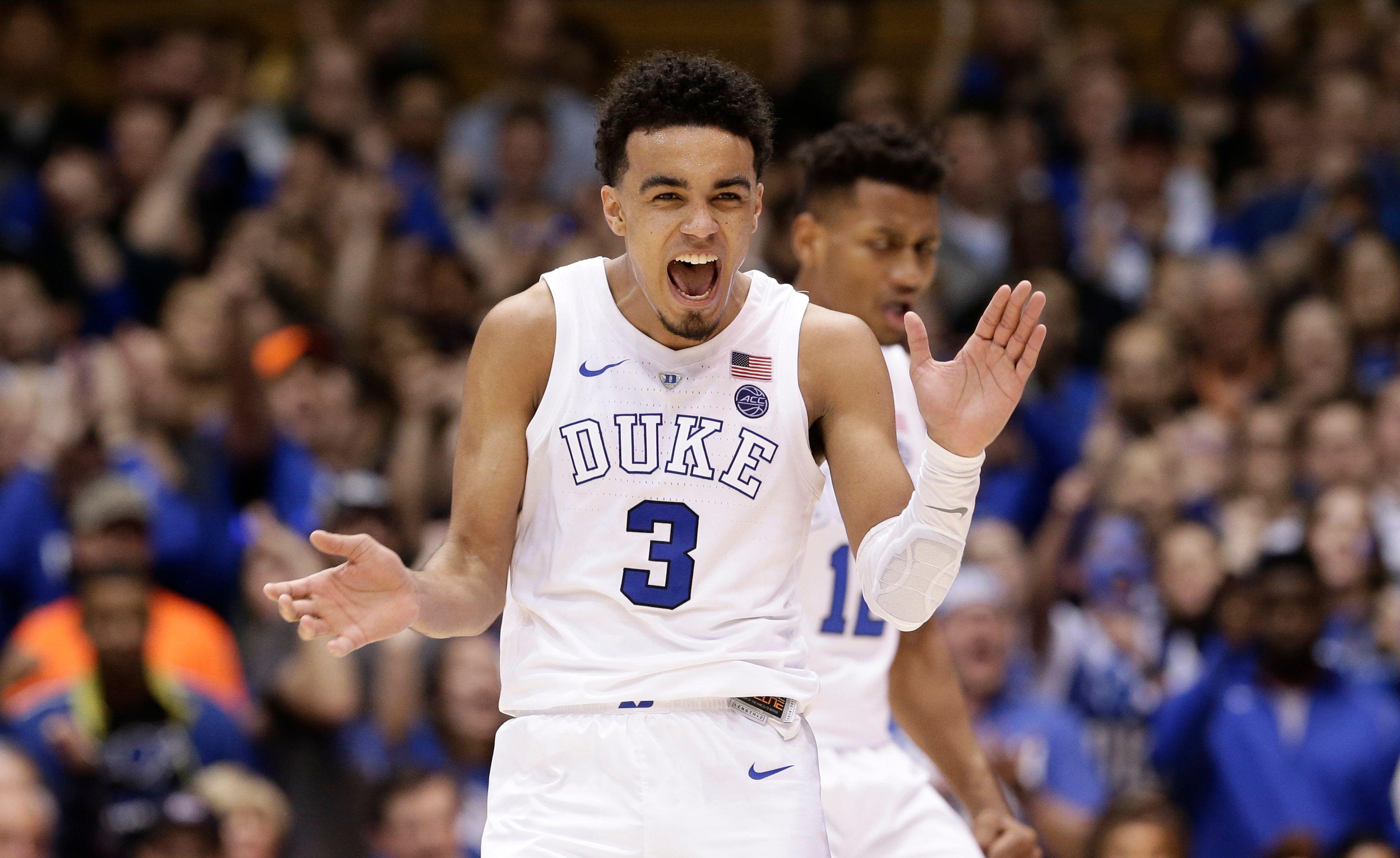 3d6d354f7ce2 Duke officially getting one of its top freshmen back with PG Tre Jones