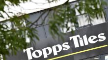 UK's Topps Tiles expects sales, margin to recover after first-half hit
