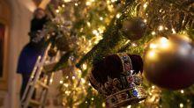 Mit dieser Weihnachtsdekoration lässt Queen Elizabeth Schloss Windsor schmücken