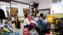 Worldsapart: Hong Kong's great art divide