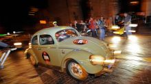 Volkswagen Beetle says final goodbye at Mille Miglia